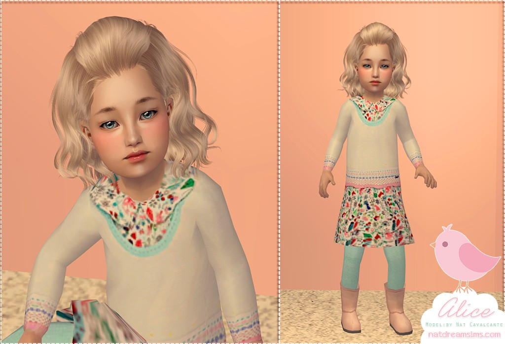 Alice Toddler sims2