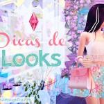 Looks com Saia Godê ~ The Sims 4