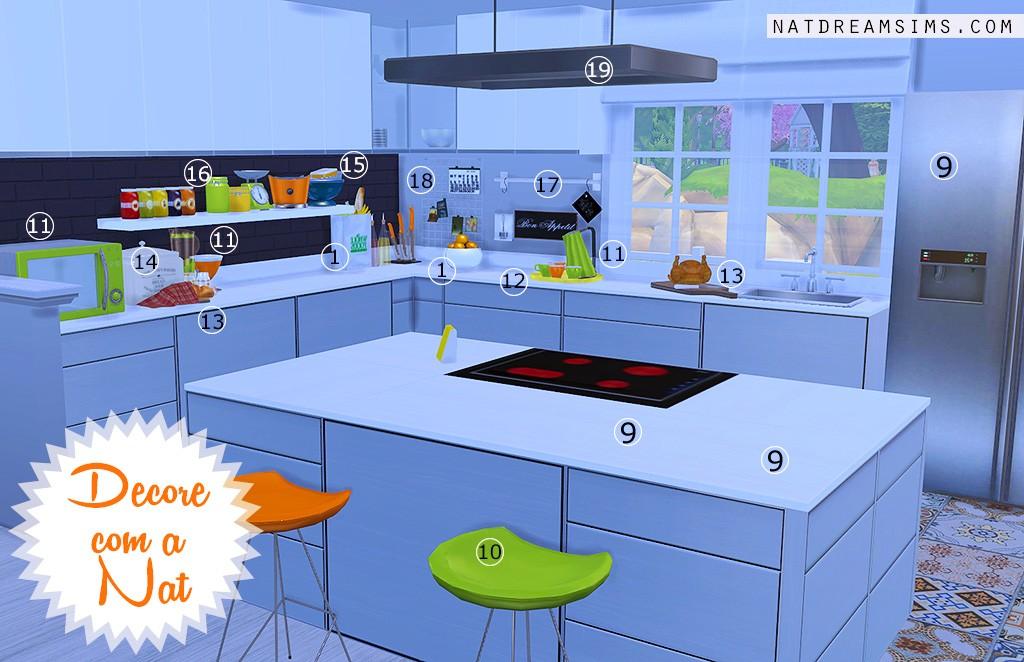 kitchen sims4