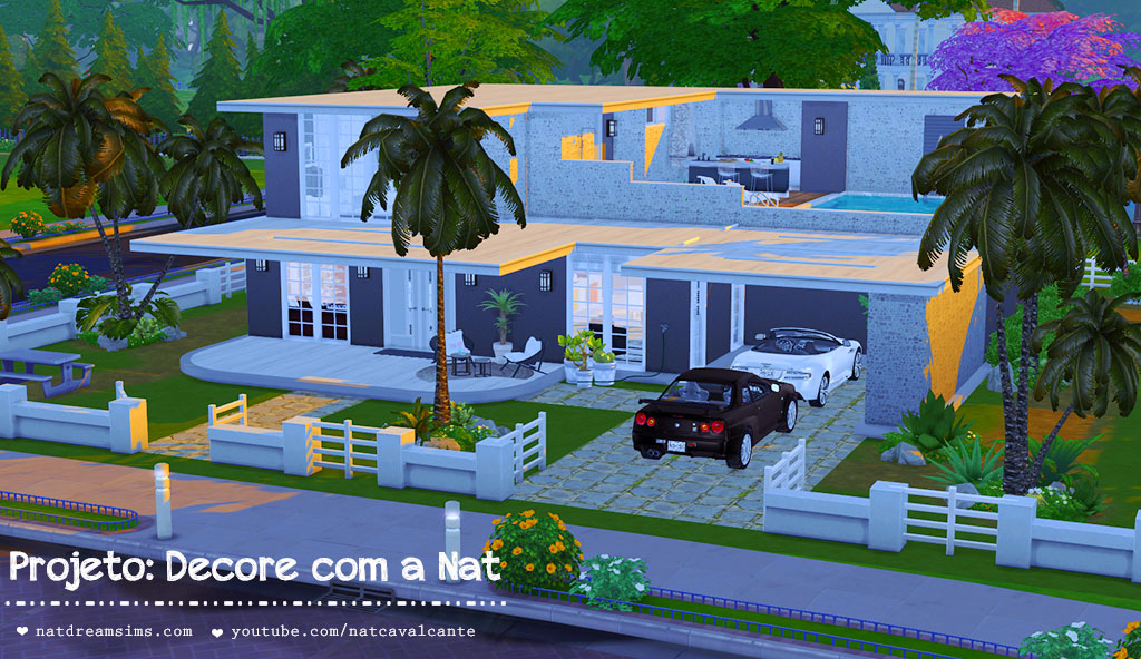 casas de luxo para the sims 2 download