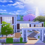 Peace House – The Sims 4