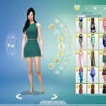 4 Colunas no CAS – The Sims 4