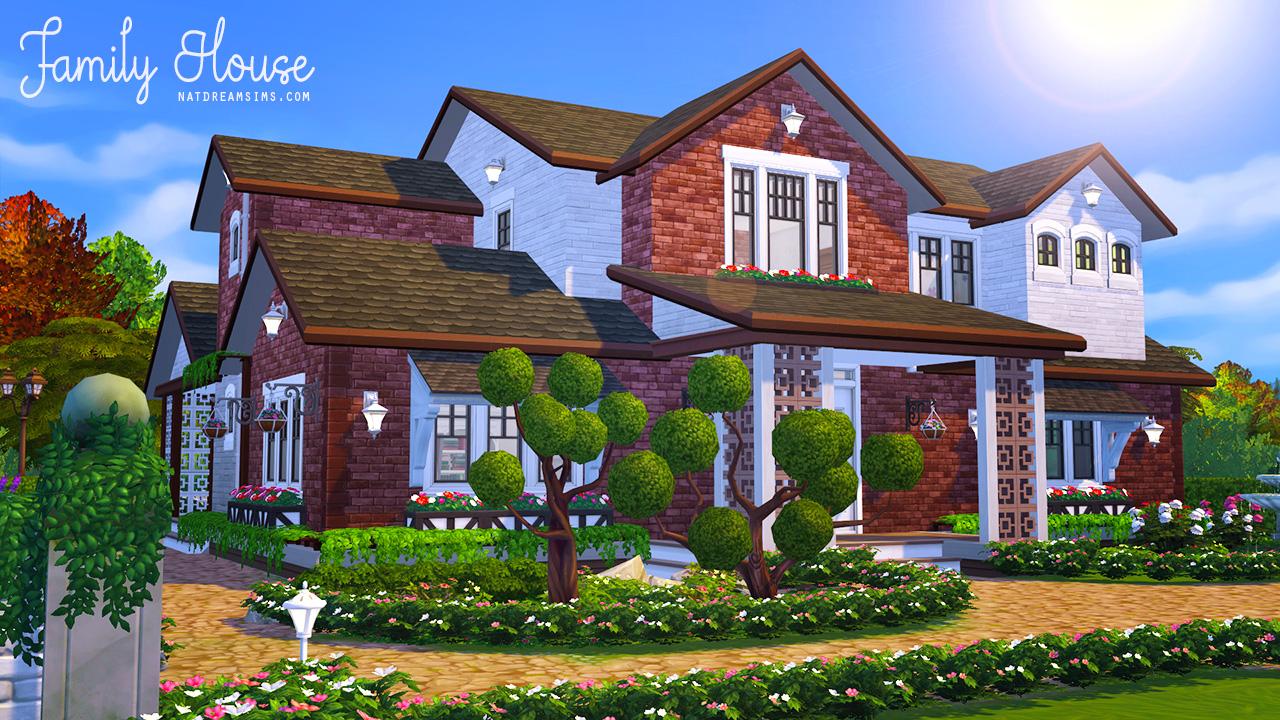 Lotes Sims 4 – NO CC | Nat Dream Sims