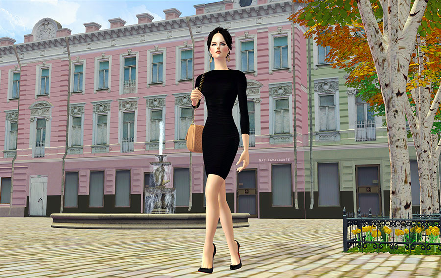 lookcute_sims