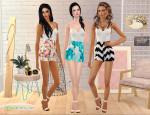 Macaquinhos Florais – The Sims 2