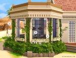 Varanda Gourmet – The Sims 4
