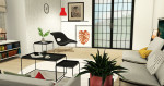 Sala Scandinavian Design – The Sims 4