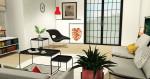 Sala Scandinavian Design – The Sims 4