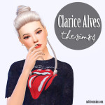 Clarice Alves | The Sims 4