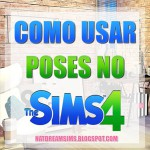 Como usar Poses no The Sims 4 – How to use Pose Sims4