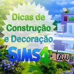 Dicas de decoração e Construção The Sims 4