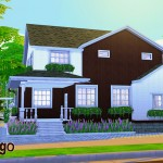 Anconchego – The Sims 4