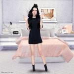 Looks do Instagram – The Sims 4