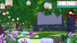 Cine Park – The Sims 4