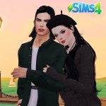 Como fazer poses em dupla ao Ar livre | The Sims 4
