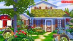 Cottage House – The Sims 4