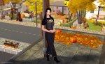 Halloween (Mini Bairro) | The Sims 2