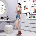 Lookbook – The Sims4