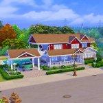Casa sem Conteúdo Personalizado | The Sims 4