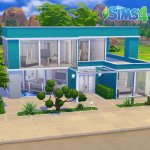 The Sims 4: Simple Green – NO CC