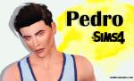 Pedro – The Sims 4