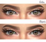 Olhos mais nítidos | The Sims 4
